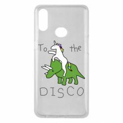 Чохол для Samsung A10s To the disco
