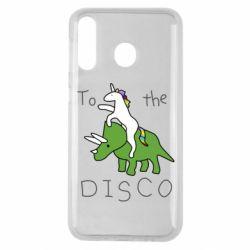 Чохол для Samsung M30 To the disco