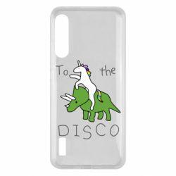 Чохол для Xiaomi Mi A3 To the disco