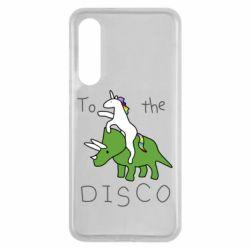 Чохол для Xiaomi Mi9 SE To the disco