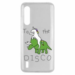Чохол для Xiaomi Mi9 Lite To the disco