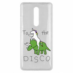 Чохол для Xiaomi Mi9T To the disco