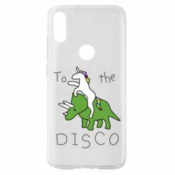 Чохол для Xiaomi Mi Play To the disco