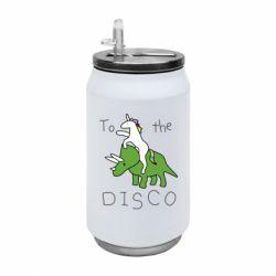 Термобанка 350ml To the disco