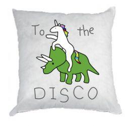 Подушка To the disco