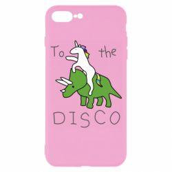 Чохол для iPhone 7 Plus To the disco