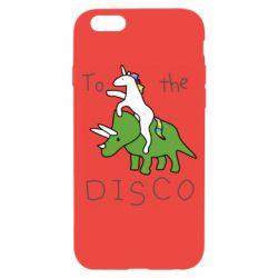 Чохол для iPhone 6/6S To the disco