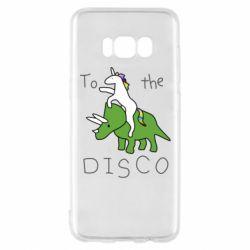 Чохол для Samsung S8 To the disco