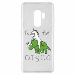 Чохол для Samsung S9+ To the disco