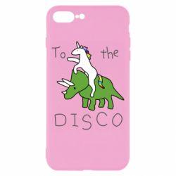 Чохол для iPhone 8 Plus To the disco