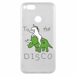 Чохол для Xiaomi Mi A1 To the disco