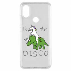 Чохол для Xiaomi Mi A2 To the disco