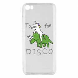 Чохол для Xiaomi Mi5/Mi5 Pro To the disco