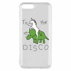 Чохол для Xiaomi Mi6 To the disco