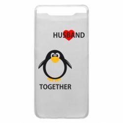 Чехол для Samsung A80 Together forever2