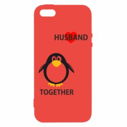 Чехол для iPhone5/5S/SE Together forever2