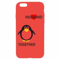 Чехол для iPhone 6 Together forever2