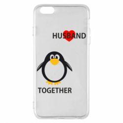Чехол для iPhone 6 Plus/6S Plus Together forever2