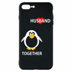 Чехол для iPhone 8 Plus Together forever2