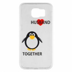 Чехол для Samsung S6 Together forever2