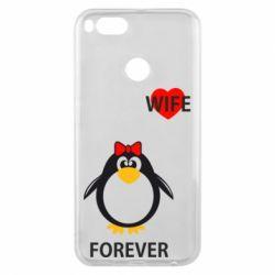 Чохол для Xiaomi Mi A1 Together forever