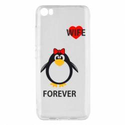 Чохол для Xiaomi Mi5/Mi5 Pro Together forever