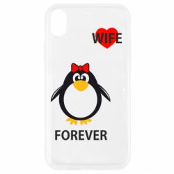 Чохол для iPhone XR Together forever