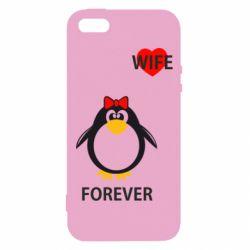 Чохол для iphone 5/5S/SE Together forever