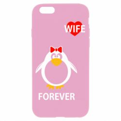 Чехол для iPhone 6/6S Together forever