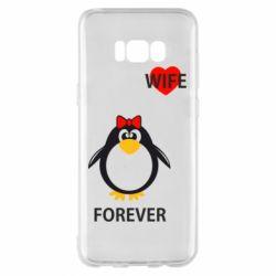 Чохол для Samsung S8+ Together forever