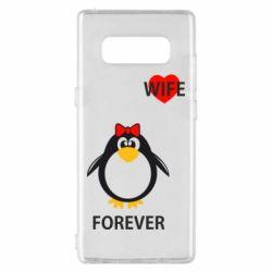 Чохол для Samsung Note 8 Together forever