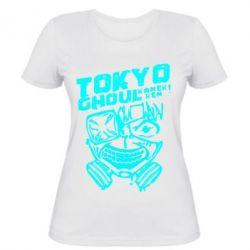 Жіноча футболка Токійський гуль