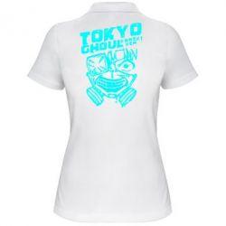 Жіноча футболка поло Токійський гуль
