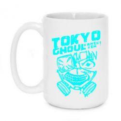 Кружка 420ml Токійський гуль