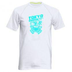 Чоловіча спортивна футболка Токійський гуль