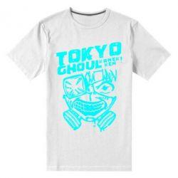 Чоловіча стрейчева футболка Токійський гуль