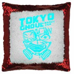 Подушка-хамелеон Токійський гуль