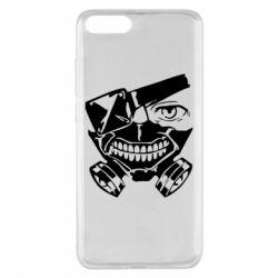Чехол для Xiaomi Mi Note 3 Tokyo Ghoul mask