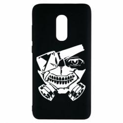 Чехол для Xiaomi Redmi Note 4 Tokyo Ghoul mask