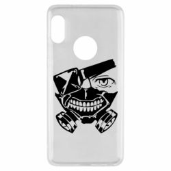 Чехол для Xiaomi Redmi Note 5 Tokyo Ghoul mask