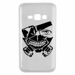 Чохол для Samsung J1 2016 Tokyo Ghoul mask