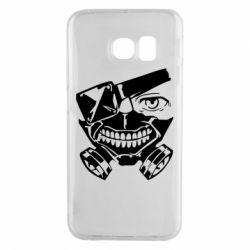 Чохол для Samsung S6 EDGE Tokyo Ghoul mask