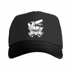 Кепка-тракер Tokyo Ghoul mask