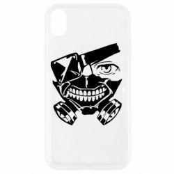 Чохол для iPhone XR Tokyo Ghoul mask