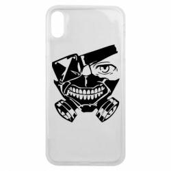 Чохол для iPhone Xs Max Tokyo Ghoul mask