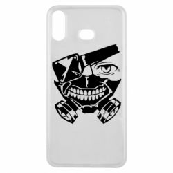 Чохол для Samsung A6s Tokyo Ghoul mask
