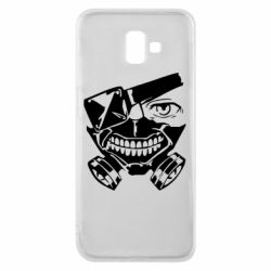 Чохол для Samsung J6 Plus 2018 Tokyo Ghoul mask