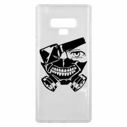 Чохол для Samsung Note 9 Tokyo Ghoul mask