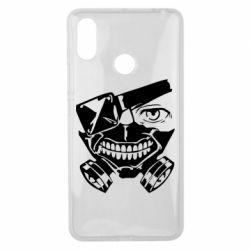 Чехол для Xiaomi Mi Max 3 Tokyo Ghoul mask