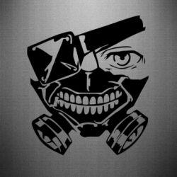 Наклейка Tokyo Ghoul mask